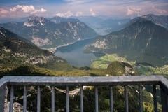 Observation deck Stock Photo
