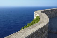 Observation point Royalty Free Stock Photo