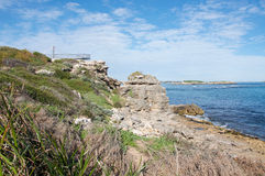 Observation Point at Point Peron Royalty Free Stock Photography