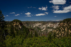 Observation Point Trail N Royalty Free Stock Photos