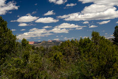Observation Point Trail P Royalty Free Stock Photography
