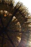 Observation pour le soleil photos stock