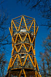 Observation tower Stock Photo