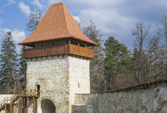 The observation tower Royalty Free Stock Image