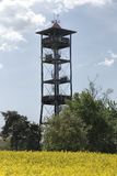 Observation tower Royalty Free Stock Image