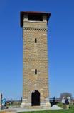 Observation Tower - Antietam National Battle Field stock photography