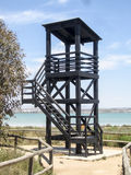 Observation tower Royalty Free Stock Photo