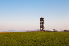 Observation tower Stock Photos