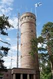 Observation tower Pyynikin Näkötorni Stock Images