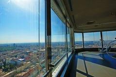 Observation TV Tower in Prague Stock Images
