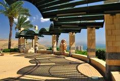 Observation veranda. Stock Images