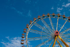 Observation wheel Stock Photo