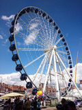 Observation wheel Royalty Free Stock Image