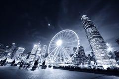 Observation Wheel, Hong Kong Royalty Free Stock Photography