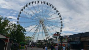 Observation Wheel royalty free stock photography