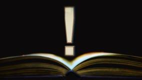 Observations dans l'enseignement Soyez attentif et bon pour l'étude Images libres de droits