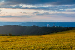 observatoire Photo stock