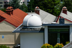 observatoire Photo stock