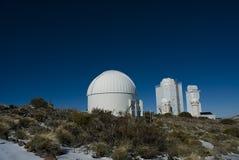 Observatoire astronomique Photo stock