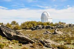 Observatoire astronomique Image libre de droits