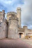 Observatoire de château de Blackrock dans la ville de liège, Irlande Photo stock