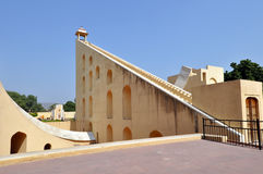 Observatoire de Jantar Mantar Photo stock