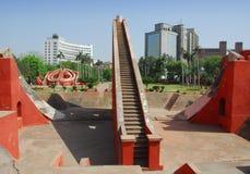 Observatoire de Jantar Mantar Photos libres de droits