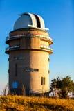 Observatoire de l'espace de Sanglok dans Nurek le Tadjikistan Images libres de droits
