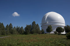 Observatoire de Mt. Palomar Photos stock
