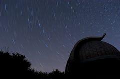 Observatoire en Hongrie Images stock