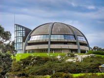 Observatoire en Monte San Pedro Park, La Coruna, Espagne Image libre de droits