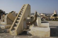 Observatoire, Jaipur Inde Photographie stock libre de droits