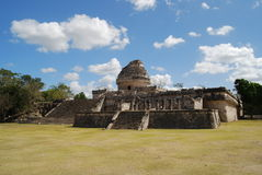 Observatoire maya Photo stock