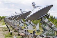 Observatoire solaire Photographie stock