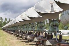 Observatoire solaire Photos libres de droits