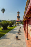 Observator tower, Bang Pa-In, Thailand Royalty Free Stock Images