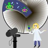 observatorio Imagen de archivo libre de regalías
