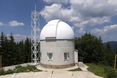 Observatorio astronómico nacional Bulgaria fotos de archivo libres de regalías