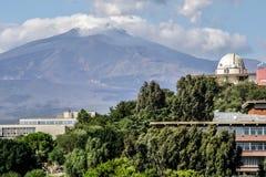 Observatorio astronómico Imagen de archivo libre de regalías