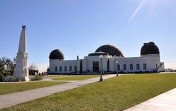 Observatorio de Griffith Imagen de archivo libre de regalías
