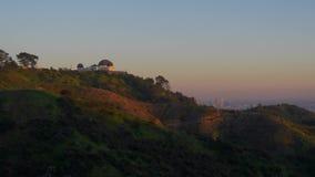 Observatorio de Griffith en Los Ángeles metrajes