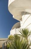 Observatorio de Parque Griffith Imagen de archivo