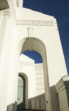 Observatorio de Parque Griffith Foto de archivo libre de regalías