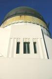 Observatorio de Parque Griffith Imágenes de archivo libres de regalías