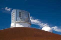 Observatorio de Subaru Fotografía de archivo