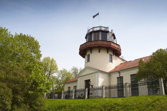 Observatorio de Tartu imagenes de archivo