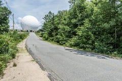 Observatorio del pajar de Massachusetts Institute of Technology Imagen de archivo libre de regalías