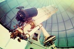 Observatorio del telescopio Fotos de archivo