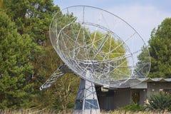 Observatorio para la radioastronomía solar Fotografía de archivo libre de regalías