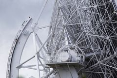 Observatorio solar en Siberia del este Imagen de archivo